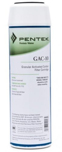 2 1/2″ Granular Carbon Element, GAC10