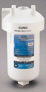 Cuno Aqua Pure Under Sink Water Filter AP200