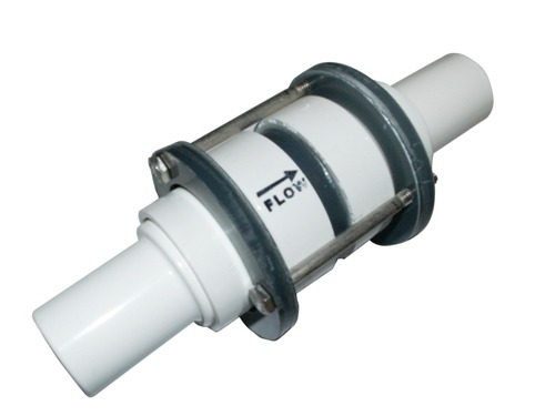 SeaLand Vacuflush Large inline check valve