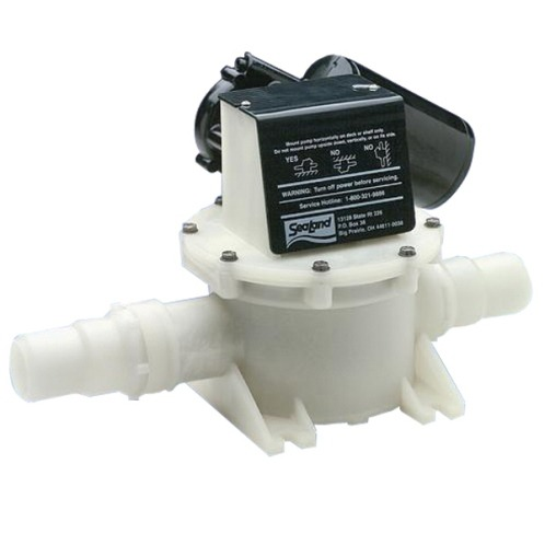 SeaLand Vacuflush Discharge Pump 24V DC