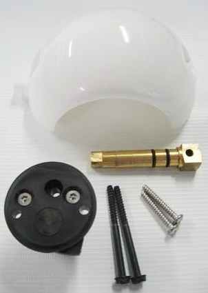 SeaLand Vacuflush Ball and shaft kit