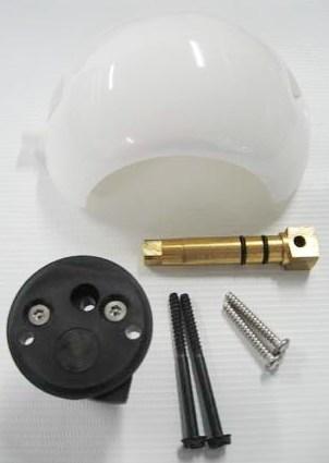 SeaLand Vacuflush Ball and shaft kit