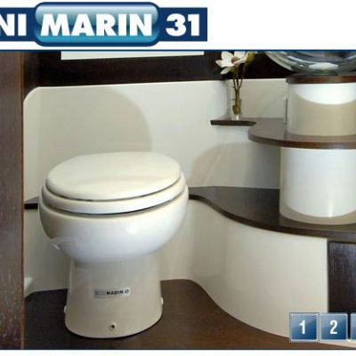 SaniMarin Macerating Toilets and Parts