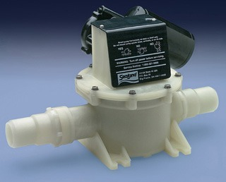 SeaLand T- Series  Discharge Pump 12 VDC