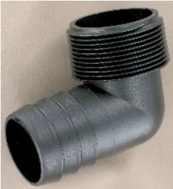 "1-1/2"" Low Profile Elbow"