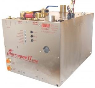 HURRICANE II COMBI MODEL (120 volt)