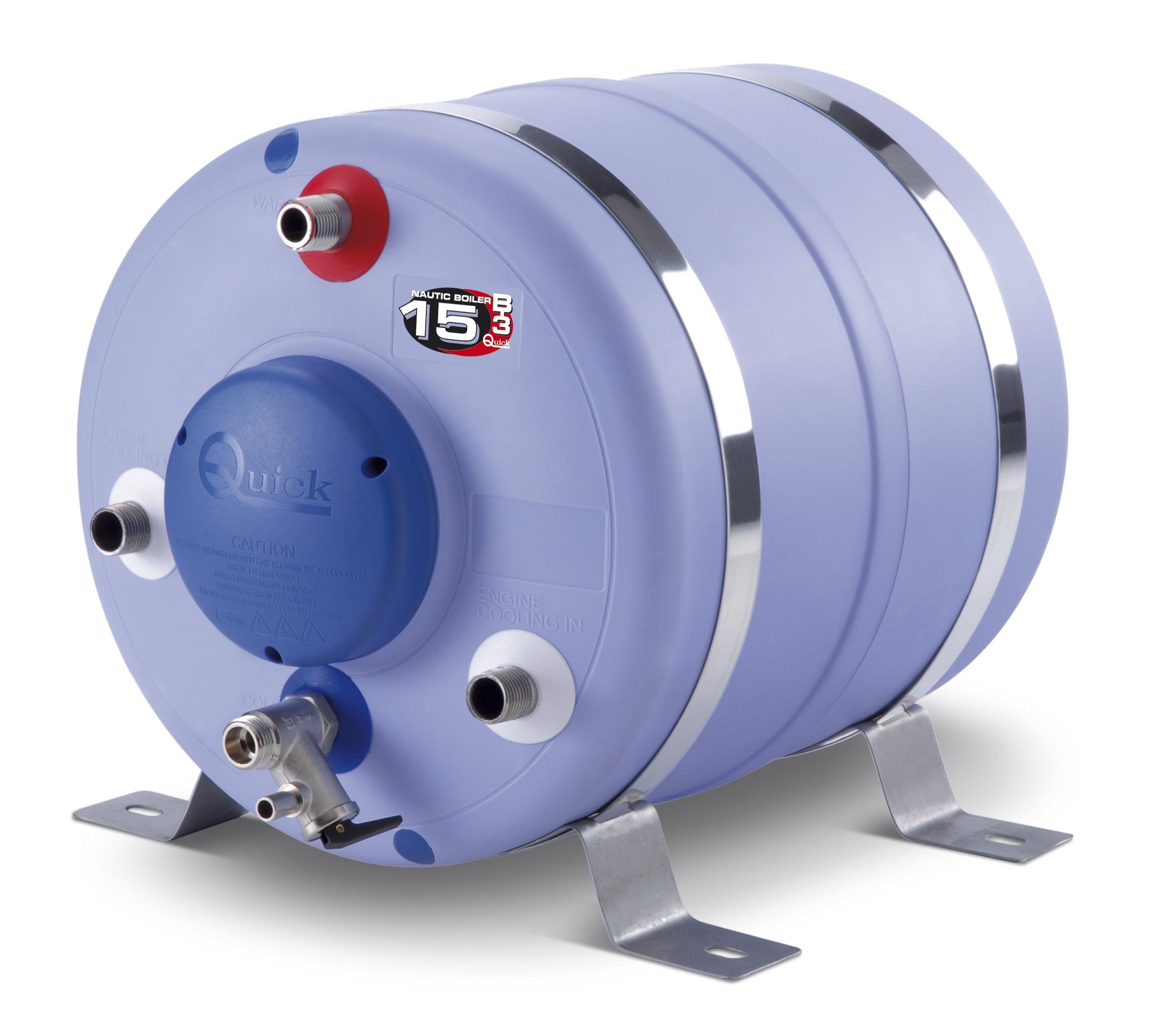 3.9 Gal  220 Volt B3 Nautic Boiler