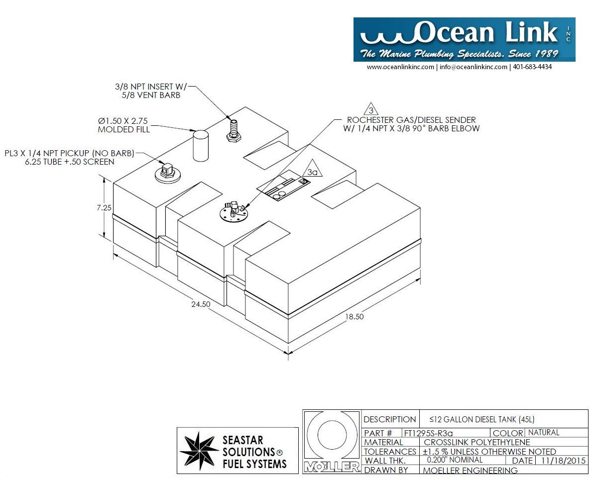 Diesel Tank Drawing | gdlawct com