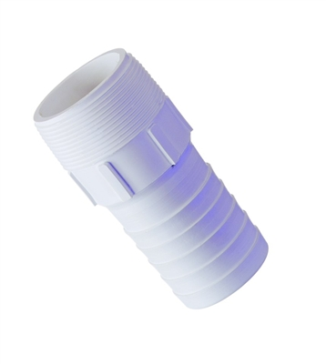1 1/2″ Food-Grade Filled Polypropylene Hose Fittings
