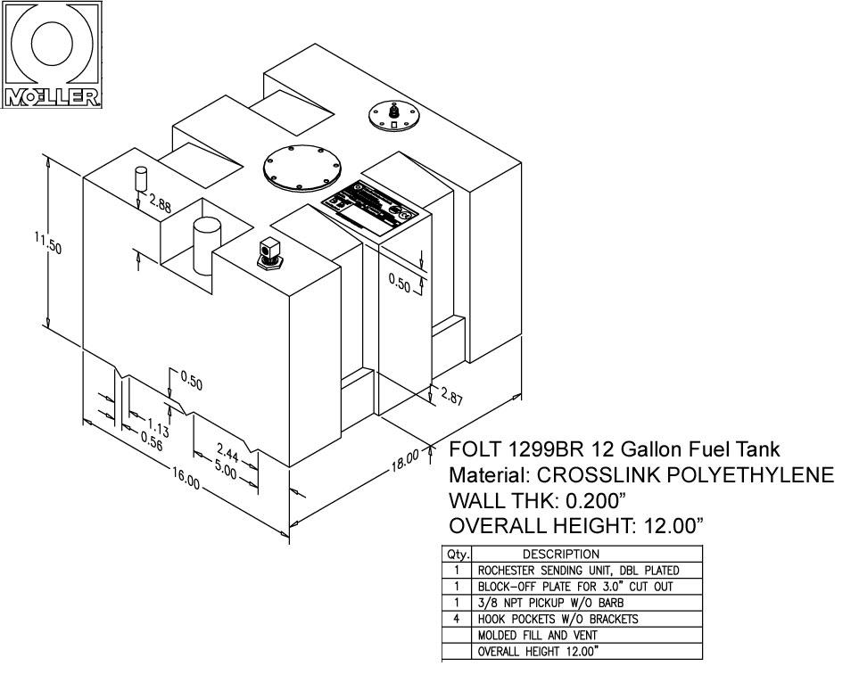 FOLT1299BRM