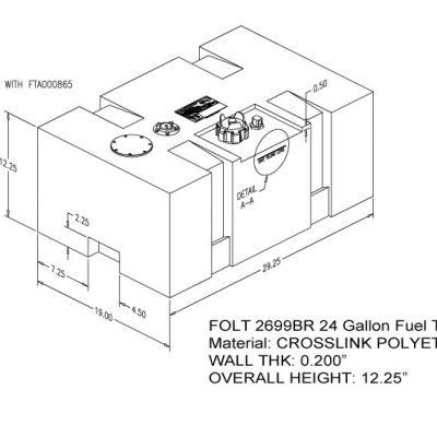 FOLT2699BRM