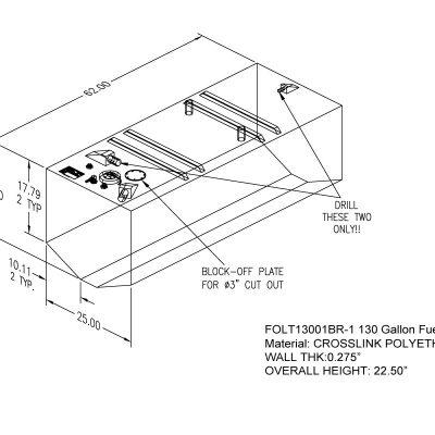 FOLT13001BR-1M