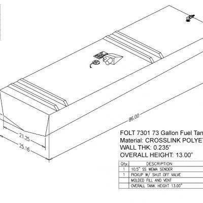 FOLT7301M