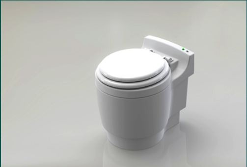 Laveo Toilet by Dry Flush