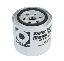 Long Water Separating Fuel Filter Mercury/ Universal style