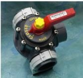 Headhunter 3-way valve