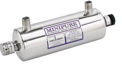 Minipure MIN-3 U.V. Sterilizer DC