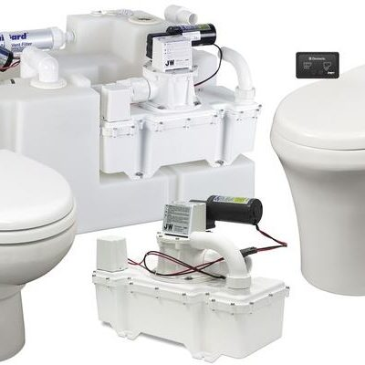 SeaLand Vacuflush & Parts