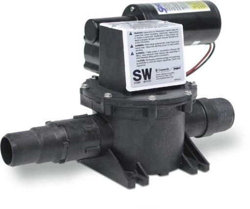 SeaLand Vacuflush S12 Vacuum Pump