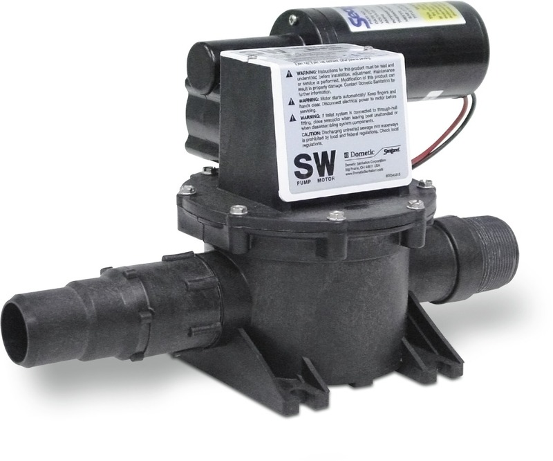 SeaLand Vacuflush S12 Vacuum Pump