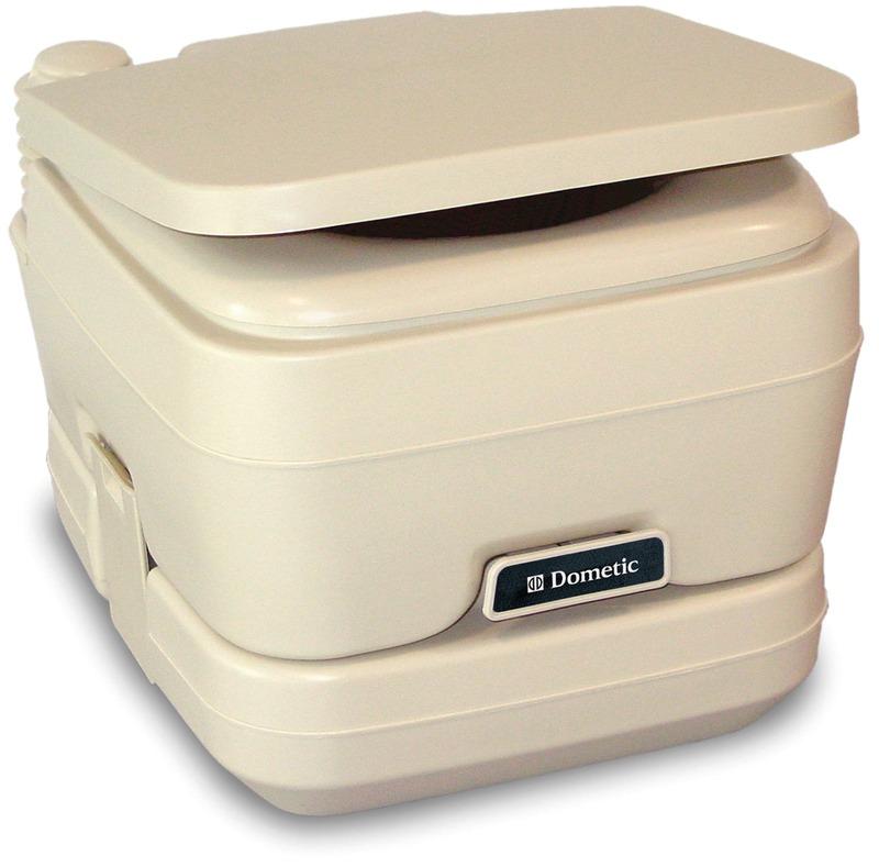 964  2.5 Gal Portable Toilet