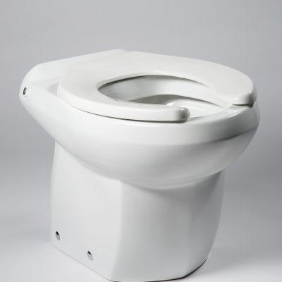 Headhunter Neoclasic Toilet Seat, White