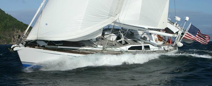S/Y Avalanche Sailing