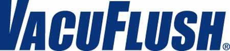 VacuFlush logo