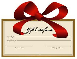 Gift Cert Image