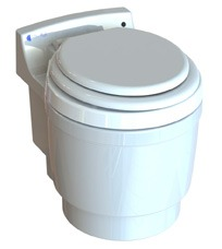 Dry Flush Toilet