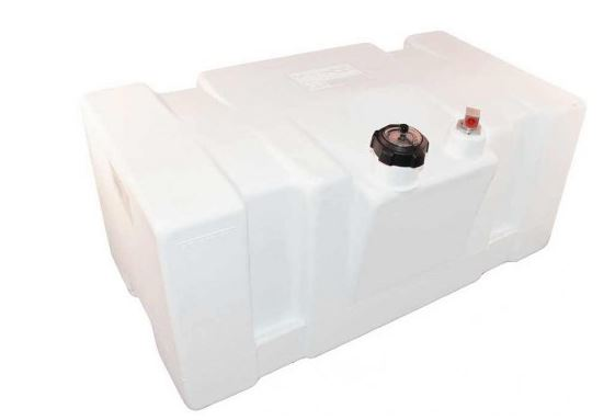 18 Gal. Boston Whaler Montauk Above Deck Fuel Tank 031527