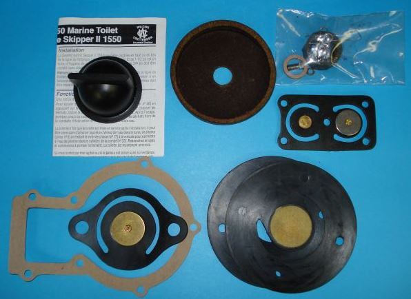 Wilcox Skipper 1550-C Repair Kit
