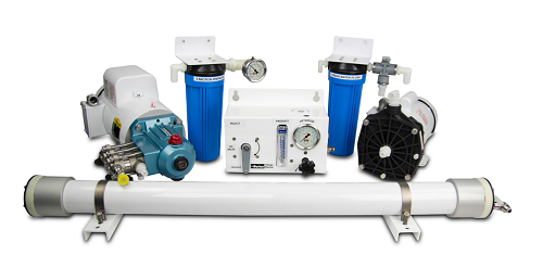 LTM Series Modular Watermakers 500-1800 GPD