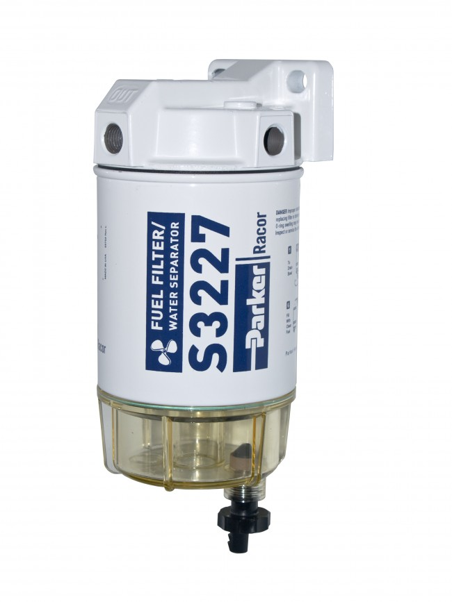 Gasoline Fuel Filter/Water Separators, 320R-RAC-02