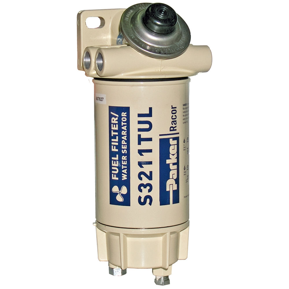 Fuel Filter Spin On 460mam10 Ocean Link Inc Filters By Dimensions