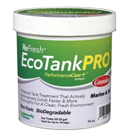 Holding tank treatment ecotankpro