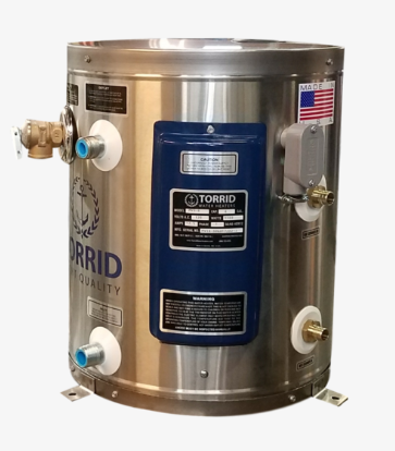 Torrid Water Heater