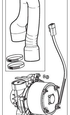Replacement Pump & Motor